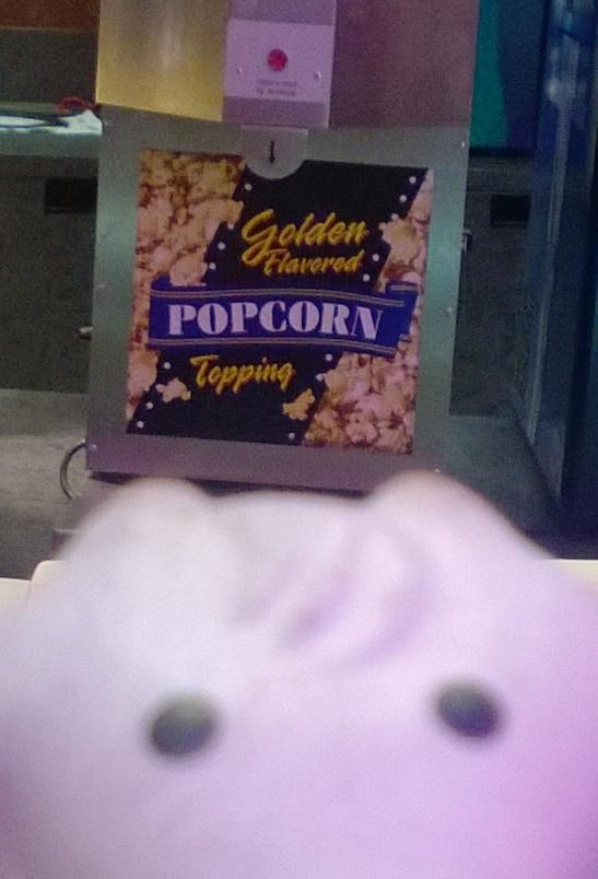 Golden Flavor Popcorn