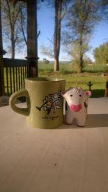 Porchie Cow